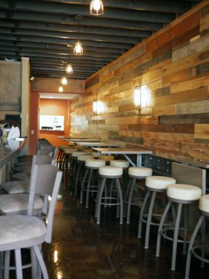 Reclaimed Wood Promotes Sustainability