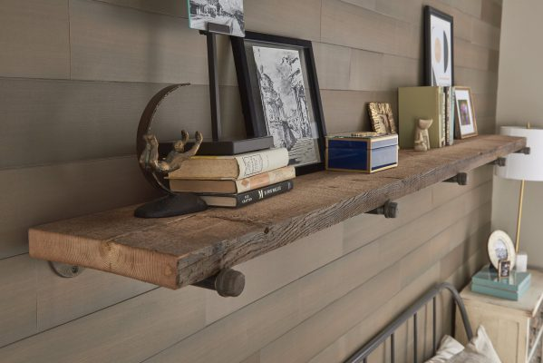 Reclaimed WoodShelf